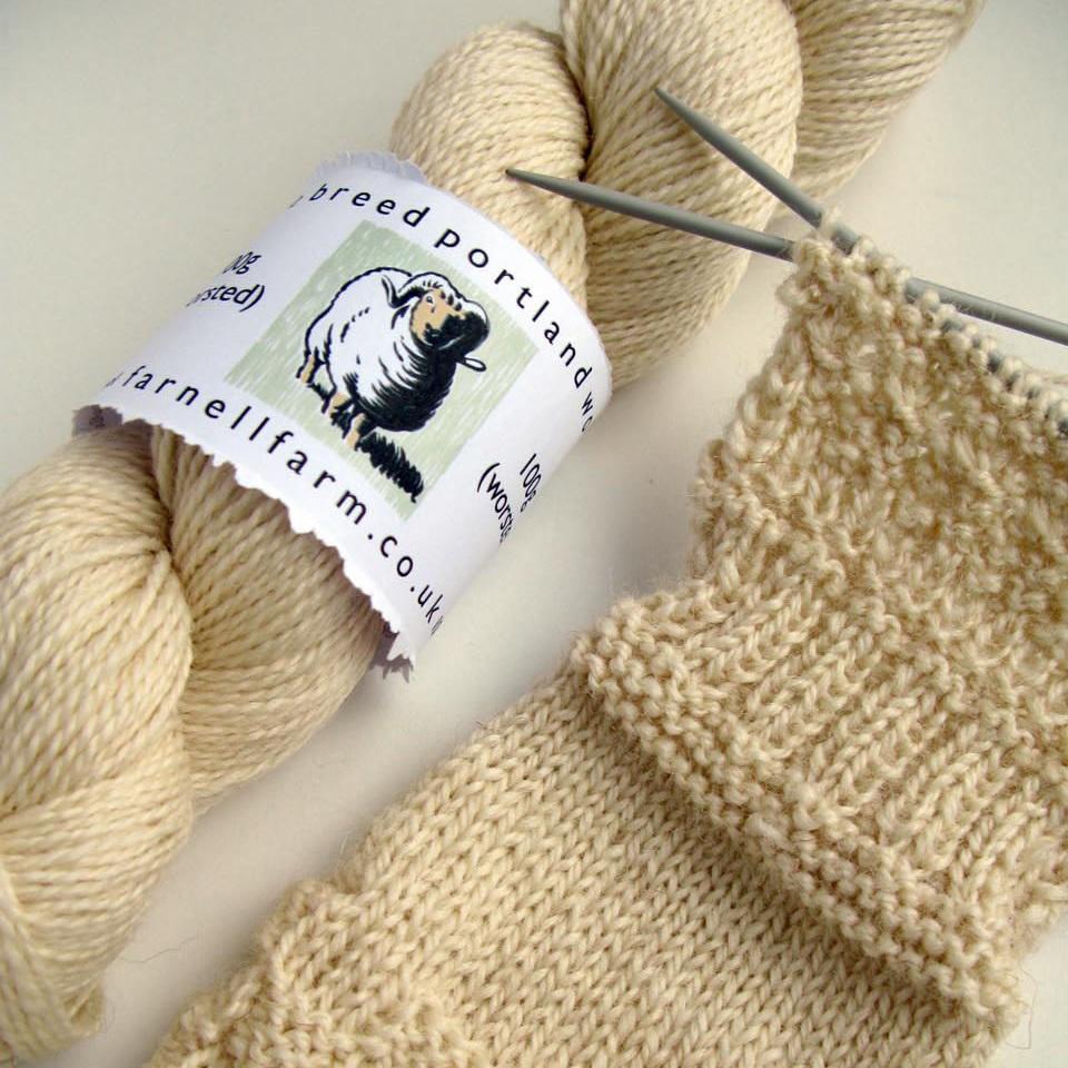 Rare Breed Portland Wool